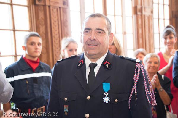 médaille officier mérite maritime